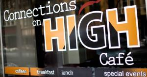 The Connections on High Cafe in Pottstown will host The Mercury Mile walk noon Wednesday. Walkers get 20 percent off their lunch orders.