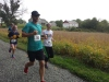 People do a trail run 5K in Upper Pottsgrove as part of a celebration and grand opening for Althouse Arboretum. The arboretum is a recent addition to the township and connects with other open space areas.