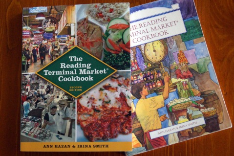 Photo by Emily Ryan The second edition of The Reading Terminal Market Cookbook updates and expands the 1997 original.