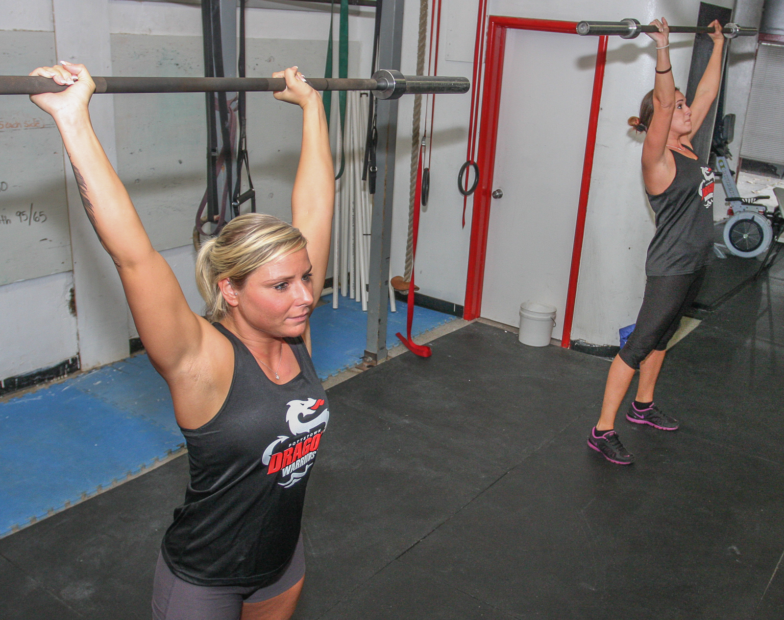 photos recovering addicts maintain sobriety with crossfit fitness