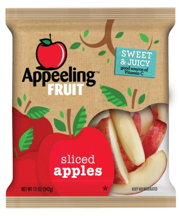 Appeeling Fruit Inc. has just completed a project to create a new logo and packaging for its products. submitted photo