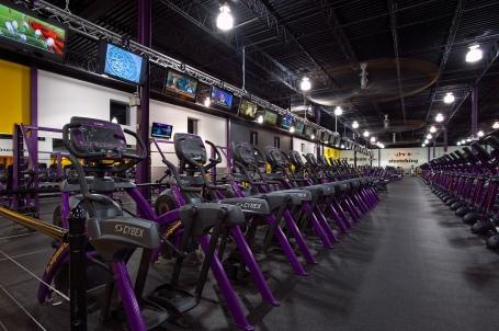 Renovated Pottstown Planet Fitness