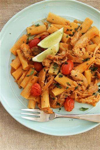 Food 10 Things Easy Pasta Dinners