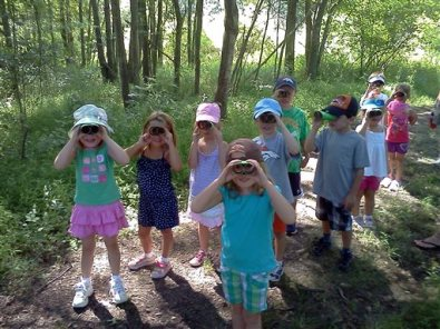 Summer Camps Nature