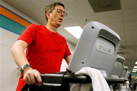 Fitness Incentives With Gadgetry