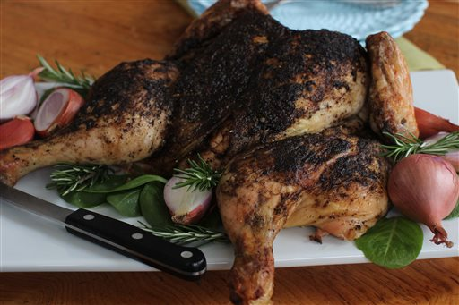 Food-10 Things-Roasted Chicken