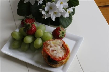 Food Healthy Overnight Strata