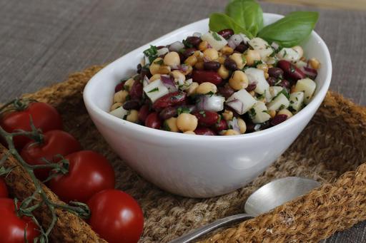 Food-Deadline-Three-bean Salad