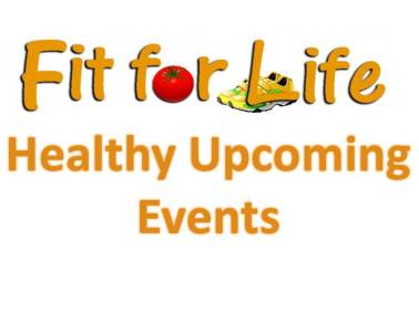 Healthy Upcoming Events