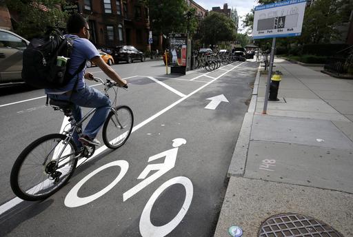 Fixing Bike Lanes