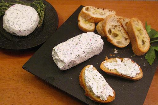 Food Kitchenwise Herbed Yogurt Cheese