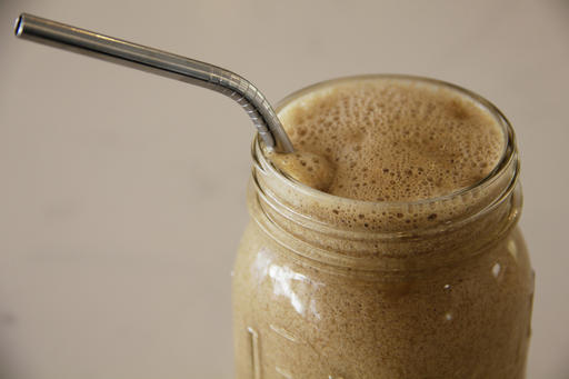 Food Healthy Frozen Bulletproof Coffee