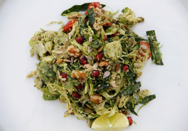 Food-Healthy-Winter Salad