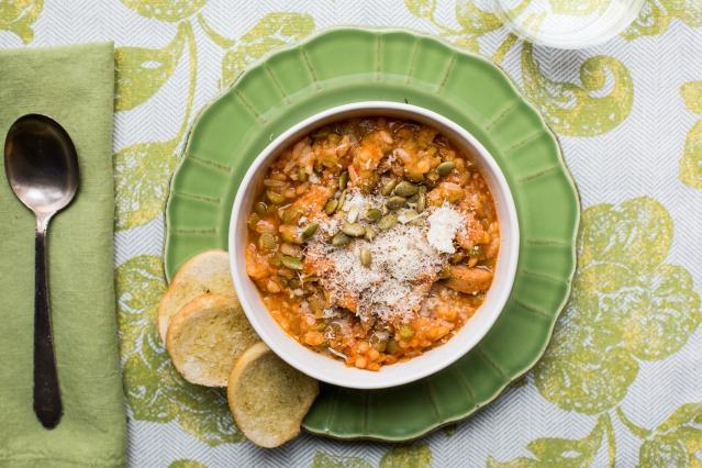 Cooking Deadline Split Pea Soup