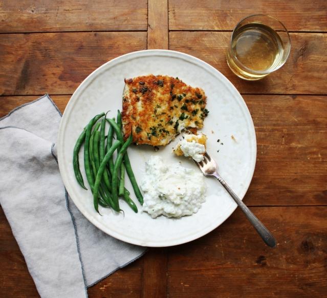 Food Deadline Panko Crusted Fish