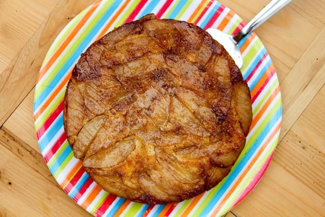 Food Healthy Plate Upside Down Cornbread